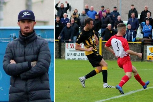 Rangers legend Barry Ferguson spotted scouting Auchinleck ahead of Scottish Cup clash