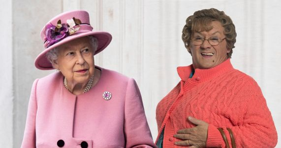 Brendan O'Carroll 'speechless' to discover The Queen is a fan of Mrs Brown's Boys