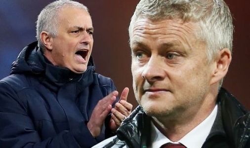 Ole Gunnar Solskjaer's spat with Jose Mourinho continues as Man Utd boss takes fresh swipe