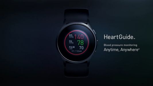 This new smartwatch could be your next great health tool