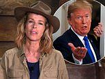 I'm A Celebrity's Kate Garraway bizarrely reveals she'd like to swap bodies with Donald Trump