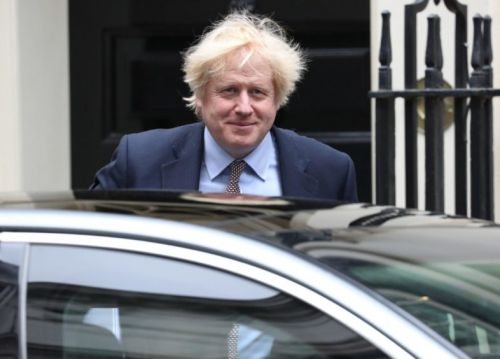 Boris Johnson and Rishi Sunak had meeting with self-isolating minister in Number 10