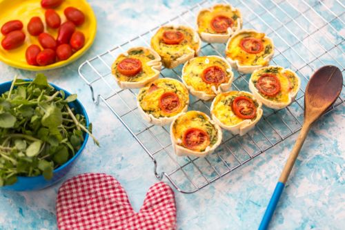 Kids' kitchen: Three fun recipes for children to enjoy making - and then eating