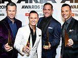 Shock split! Human Nature singer departs the vocal group after more than 30 years