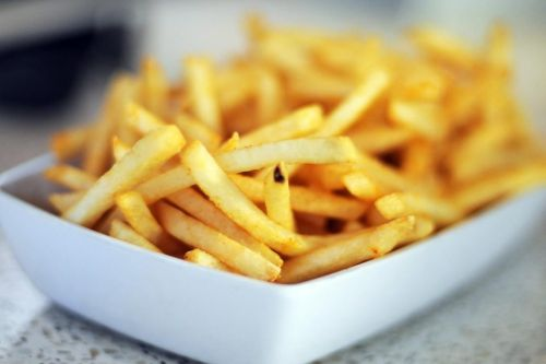 Chips are the food to make Brits happiest, study finds