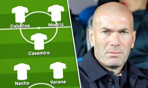 Real Madrid team news: Predicted 4-3-3 line up to face Athletic Bilbao - Six out injured