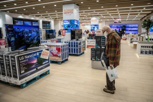 The chip shortage is driving up tech prices-starting with TVs