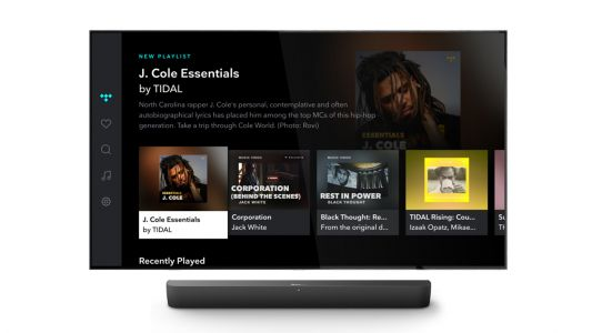 Tidal is now available on Roku devices