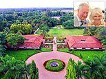 Camilla treats Prince Charles to a stay at holistic health retreat in India for his 71st birthday