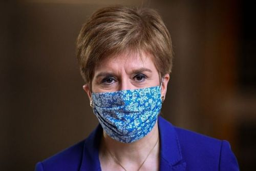 Sturgeon update LIVE as she tells Scots which lockdown tier each area will be in