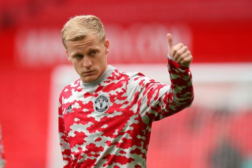 Dimitar Berbatov expects Manchester United to sell 'lost' Donny van de Beek and dismisses calls to sack Ole Gunnar Solskjaer