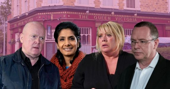 EastEnders spoilers: The new owners of the Queen Vic revealed?