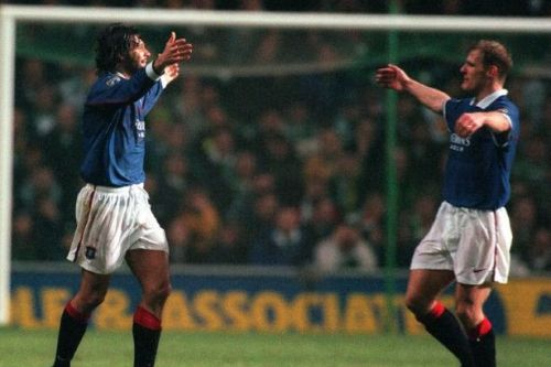 Negri names Rangers strike that stands out and says Celtic derby as world's best