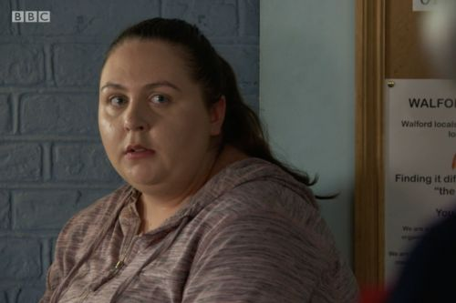 EastEnders fans worry for pregnant Bernie as she continues to take diet pills