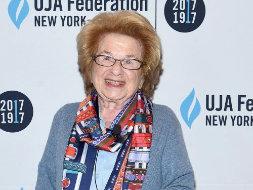 Dr. Ruth said millennials may be having less sex than their parents, but they're having better sex