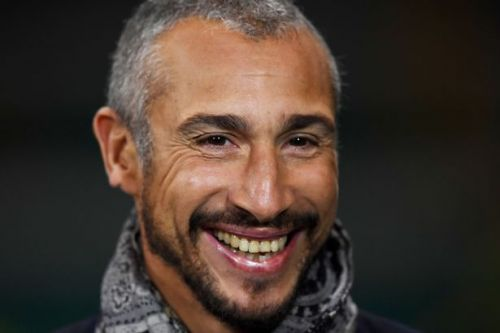 Henrik Larsson pictured at Southend United as Celtic icon in the running to become new boss