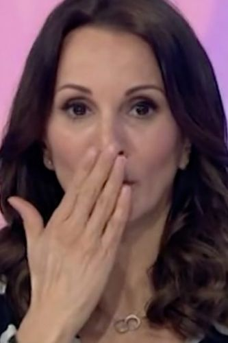 Andrea McLean leaves Loose Women viewers in shock by SWEARING live on air: 'I can't believe I said that'