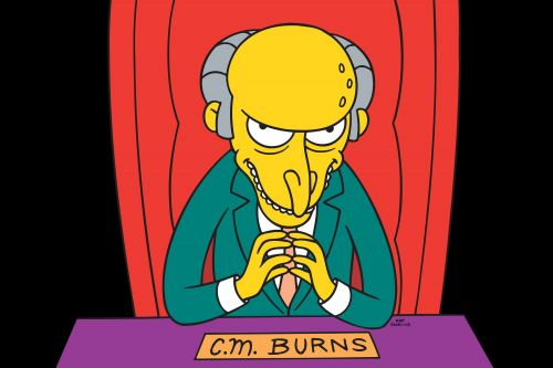 The Simpsons writer reveals Easter egg about Mr Burns' bizarre telephone greeting is his proudest moment on show