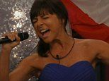 Celebrity Big Brother:Roxanne Pallett leaves viewers 'cringing' over rendition of US National Anthem