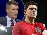Roy Keane says Harry Maguire being made skipper at Manchester United raises doubts over players