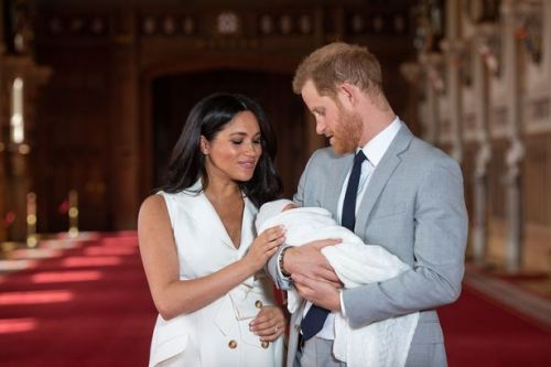 Prince Harry says 'becoming a dad to Archie changed his world view'