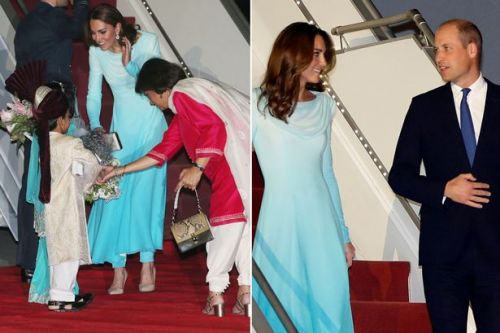 William and Kate tour LIVE: Duke and Duchess of Cambridge visit Pakistan on royal trip