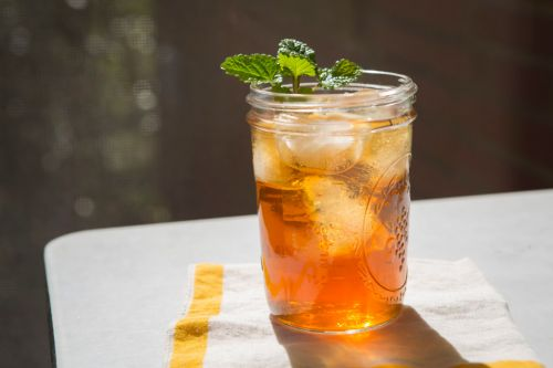 Three iced tea recipes to keep cool in the summer heat