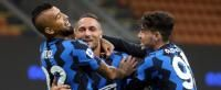 Inter bench to the rescue