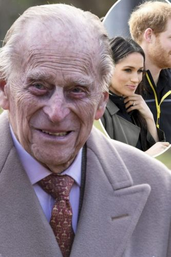 The Duke of Edinburgh will attend Prince Harry and Meghan Markle's wedding tomorrow