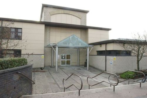 Prison custody officer arrested at Airdrie Sheriff Court for allegedly selling drugs to prisoners