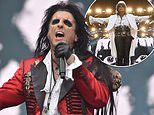 Alice Cooper wows crowd at the Fire Fight Australia bushfire relief concert in Sydney