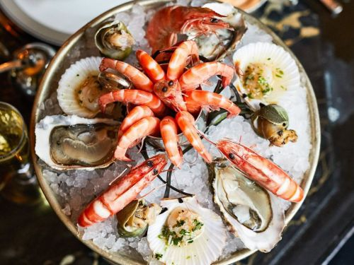Low-Key Luxury Group Corbin and King Puts Soho Seafood Restaurant on Ice