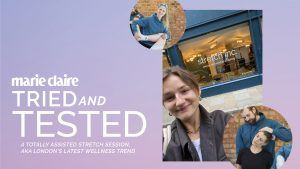 Tried & Tested: A totally assisted stretch session at Stretch Inc, London's latest wellness destination