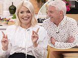 Holly Willoughby recalls embarrassing moment when she fell off a trampoline at school
