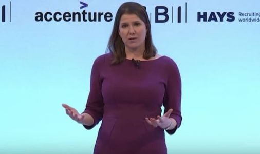 Jo Swinson shamed at CBI conference for 'going against the majority' that voted for Brexit