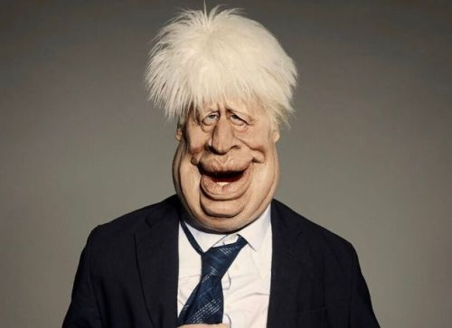 Spitting Image Unveils Boris Johnson And Dominic Cummings Puppets And Obviously, They're Genius