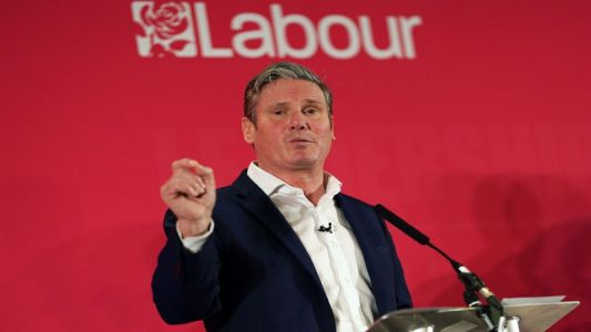 UK Politics: New Labour leader Starmer criticises government's mistakes