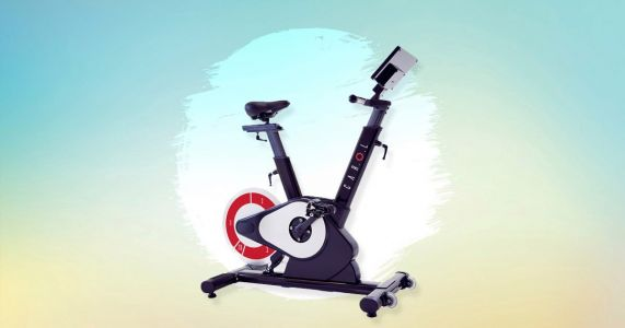 AI-powered exercise bike promises to get you fit in just 40 seconds
