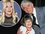 Tori Spelling pens heartfelt tribute to her late legendary producer father Aaron on his birthday
