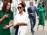 Meghan Markle left Kate Middleton 'upset' with 'foot-stamping rant' at staff, royal authorclaims