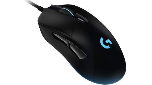 Save up to 34% on Logitech's 25,600dpi gaming mouse