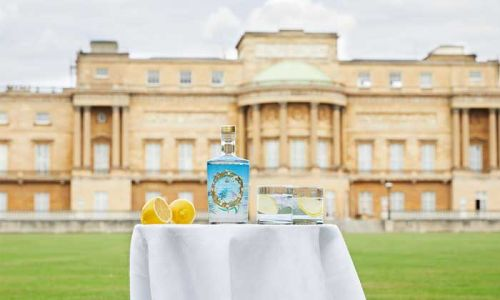 Drink like the royals as Buckingham Palace gin goes on sale