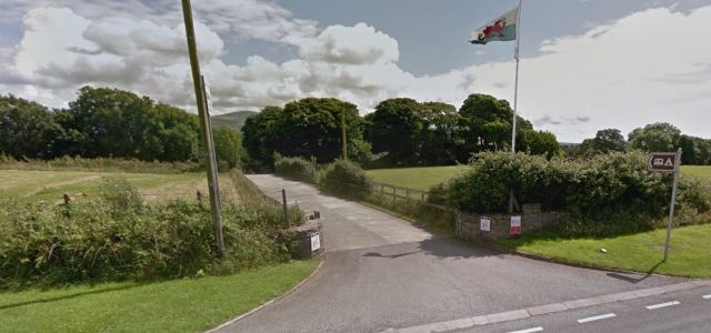 Car crashes into tents injuring four people on campsite