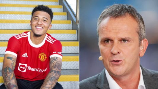 Jadon Sancho will 'galvanise' two Manchester United players following £73m transfer, says Dietmar Hamann