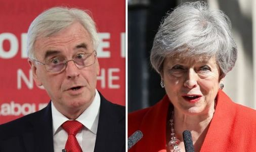 Tory BOMBSHELL: Labour to seek NO CONFIDENCE motion in next Conservative PM replacing May