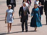 Princess Beatrice and Eugenie's hats disappoint at royal wedding
