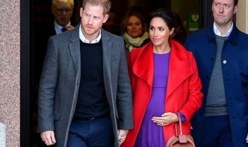 Meghan Markle Has Revealed Her Due Date