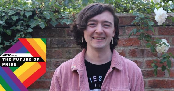 'Don't worry if it takes time to figure out' Trans person's inspirational advice to LGBT kids
