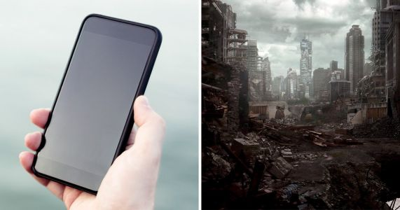 Apple reveals how an iPhone could help you survive the apocalypse