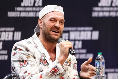 Tyson Fury makes plan in event Anthony Joshua loses to Oleksandr Usyk